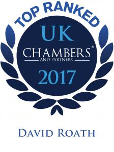 David Roath | Chambers 2017